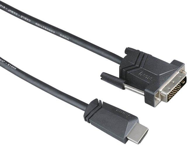 Hama HDMI-DVI/D 1,5m