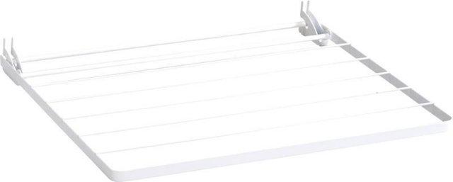 Elfa Vegghengt tørkestativ 640x602x25mm