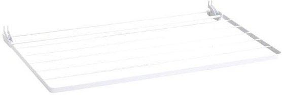Elfa Vegghengt tørkestativ 935x602x25mm