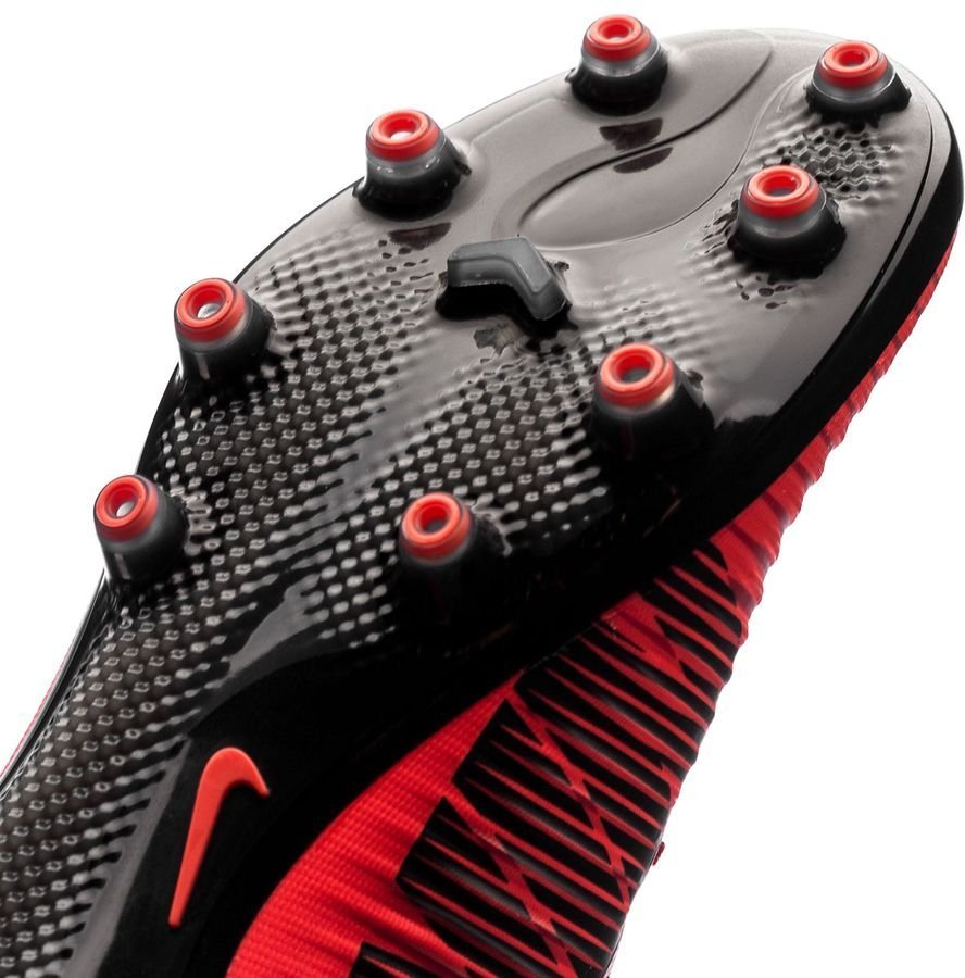 Nike Mercurial Vapor XI AG PRO Herre Sko SortSort 831957