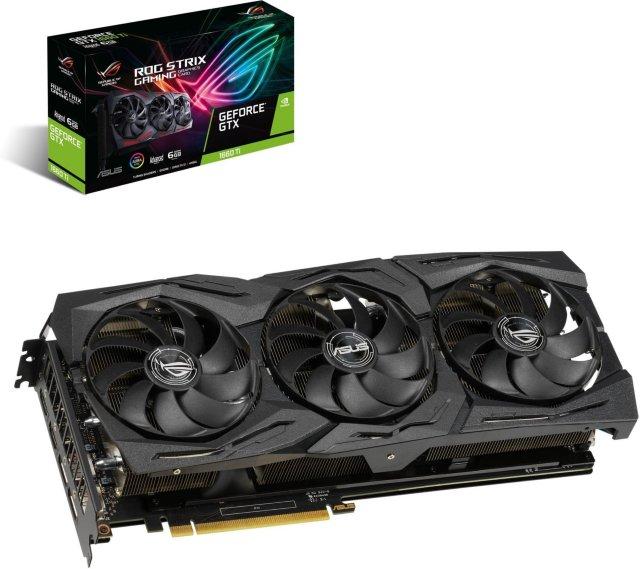 Asus GeForce ROG Strix GTX 1660 Ti Advanced