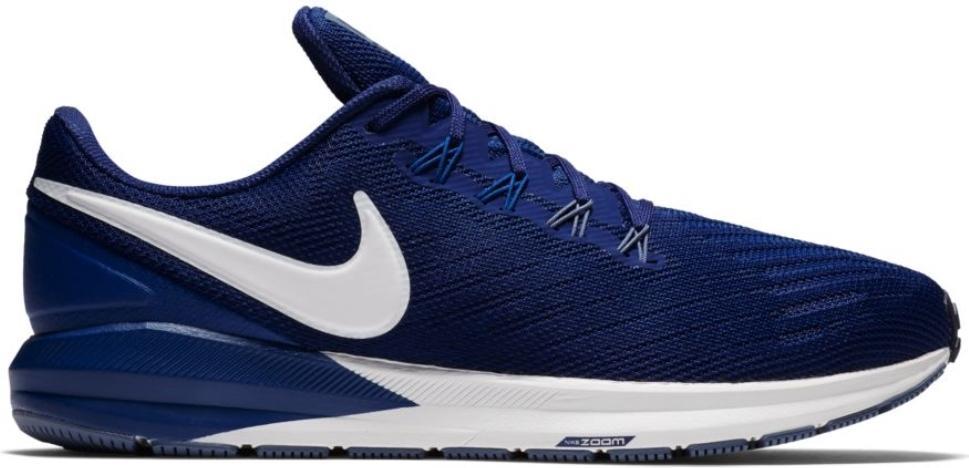 efd726a5af3b7 Best pris på Nike Air Zoom Structure 22 (Herre) - Se priser før kjøp i  Prisguiden