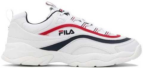 sko butikk fila ray low