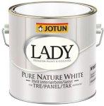 Jotun Lady Pure Nature Hvit (2,7 liter)