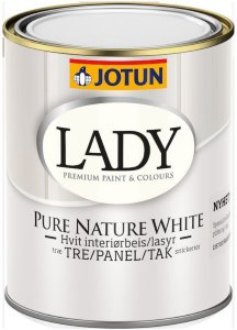 Lady Pure Nature Hvit (0,68 liter)