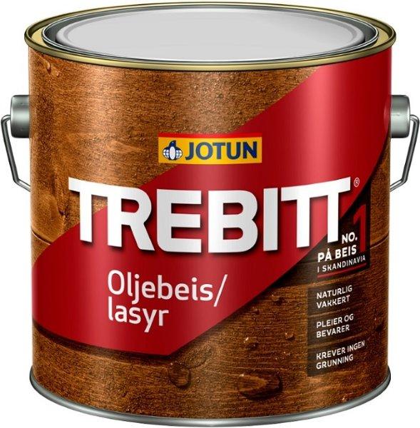 Jotun Trebitt Oljebeis (2,7 liter)