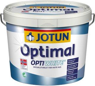 Jotun Optimal Optiwhite (2,7 liter)