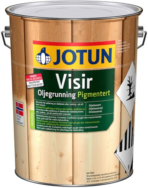 Jotun Visir Oljegrunning Pigmentert (10 liter)