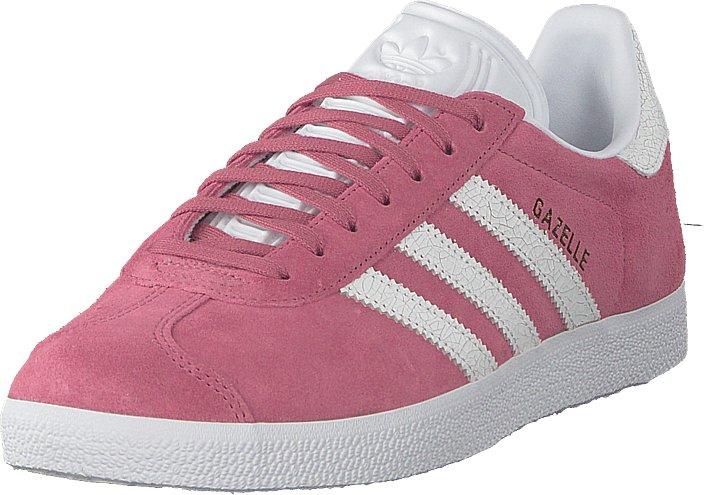 2017 Adidas Herre Gazelle Sneakers Kondisko In Rød   Herre