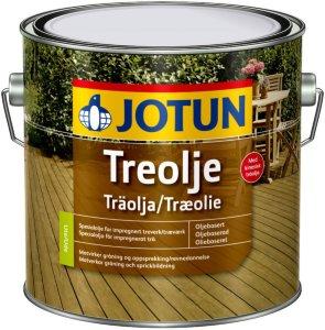 Jotun Treolje Klar (2,7 liter)