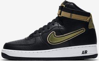 differently 3fcb2 3c601 Nike Air Force 1 07 Hi (Herre)