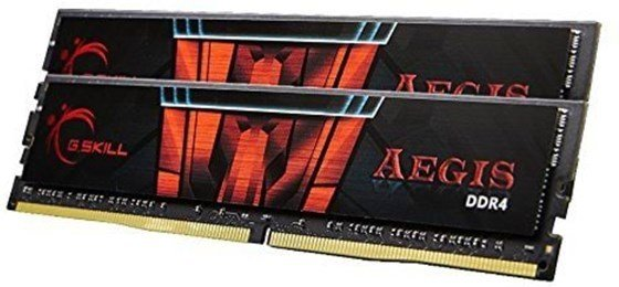 G.Skill Aegis DDR4 3000MHz CL16 16GB