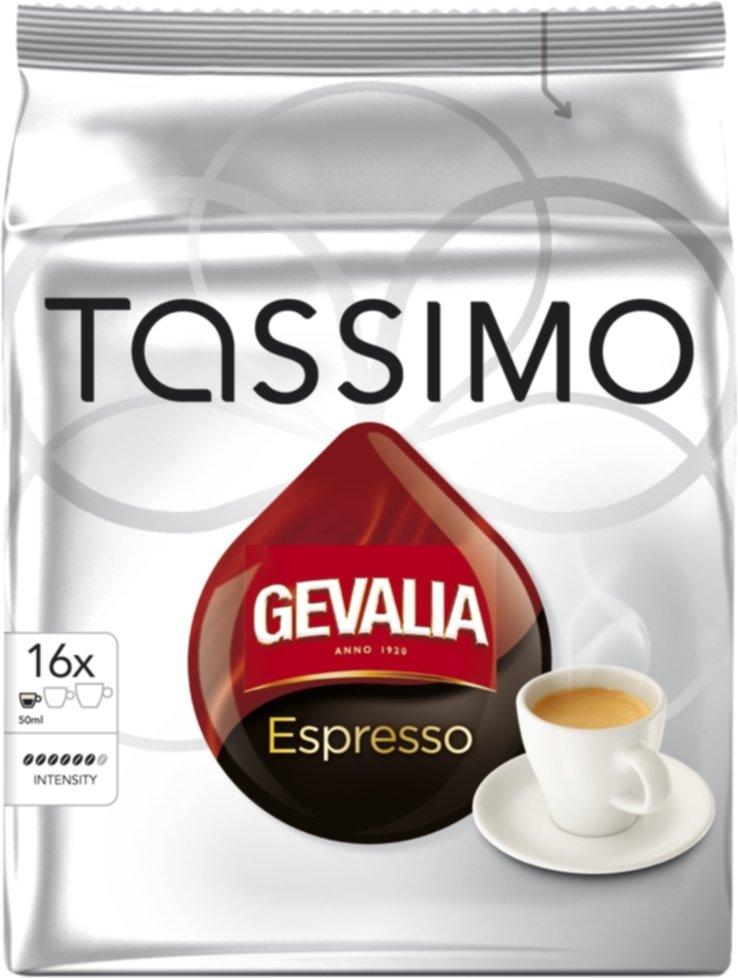 Tassimo Gevalia Espresso