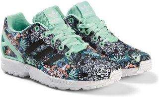 adidas Originals Barne Sko ZX Flux EL I Core BlackCore