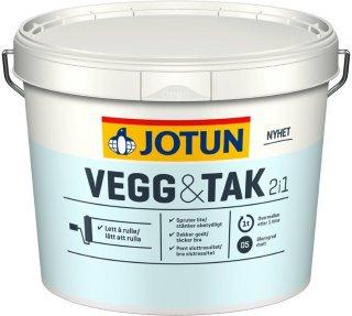 Jotun Vegg og Tak (9 liter)