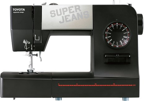 Toyota Super Jeans 15