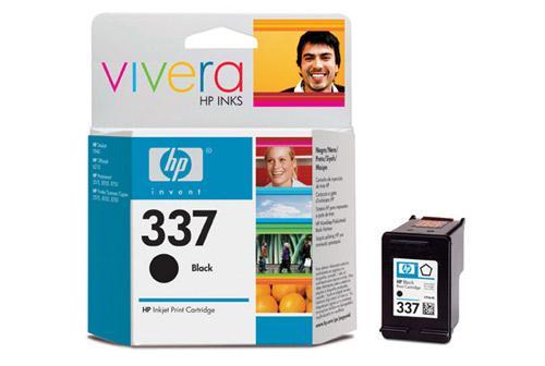 HP no.337 Svart