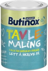 Butinox Interiør Tavlemaling (0,68 liter)