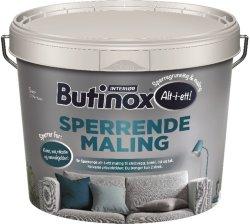 Butinox Interiør Sperrende Maling (2,7 liter)