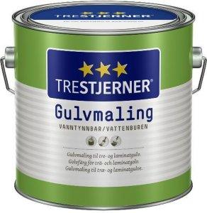 Gulvmaling Blank (2,7 liter)