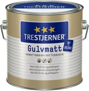 Gulvmatt (2,7 liter)