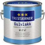 Trestjerner Gulvlakk Vannbasert Halvblank (3 liter)