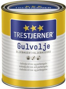 Trestjerner Gulvolje (0,68 liter)
