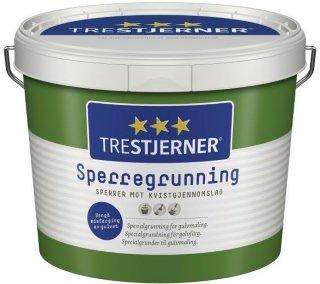 Trestjerner Sperregrunning (2,7 liter)