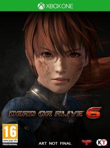 Dead or Alive 6 til Xbox One