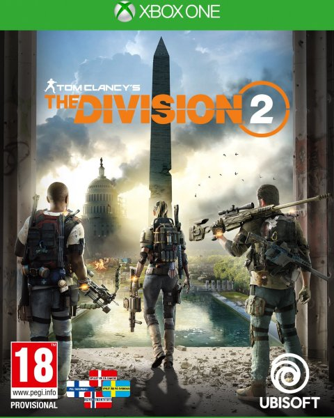 Tom Clancy's The Division 2 til Xbox One