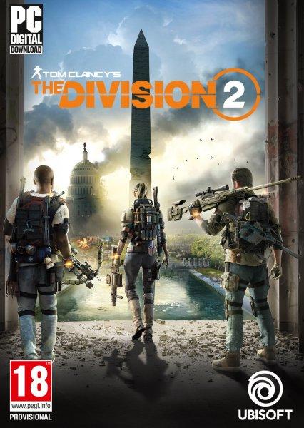 Tom Clancy's The Division 2 til PC
