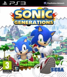 Sega Sonic Generations