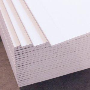 Gipsplate standard 12,5x1200x2400