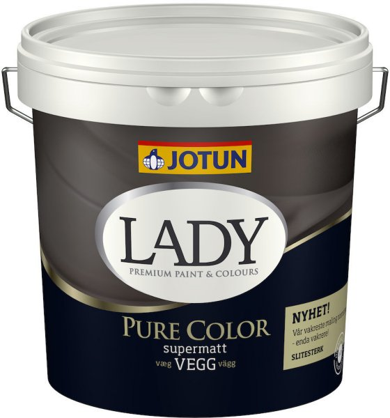 Jotun Lady Pure Color (2,7 liter)