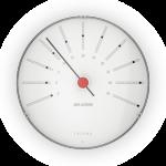 Arne Jacobsen Bankers værstasjon termometer