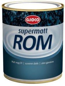 Supermatt Rom (0,68 liter)