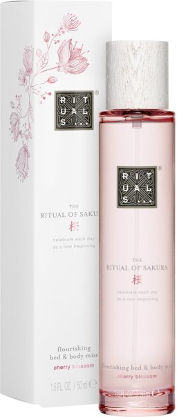 Rituals The Ritual of Sakura Bed & Body Mist 50ml