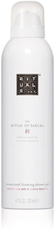 Rituals The Ritual of Sakura Foaming Shower Gel