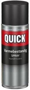 Quick Spray Universallakk Matt (0,4 liter)