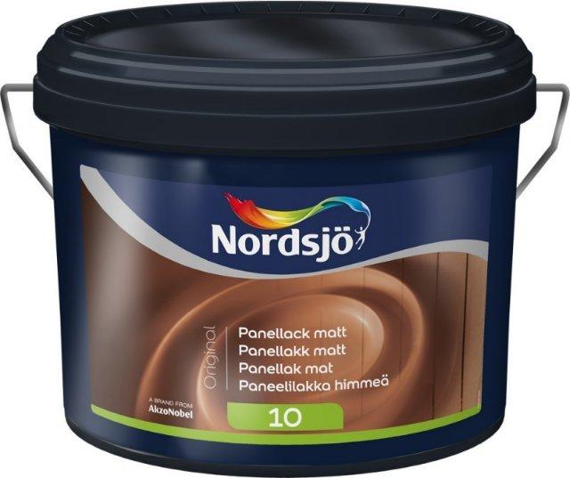 Nordsjö Original Panellakk Matt (10 liter)