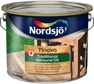 Tinova Traditional Allround Oil (2,5 liter)