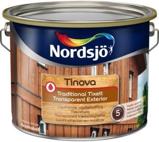 Tinova Traditional Tixett Transparent Exterior (9 liter)