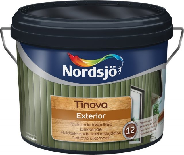 Nordsjö Tinova Exterior (9 liter)