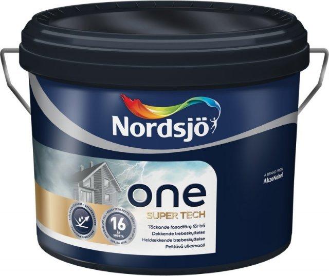Nordsjö One Super Tech (9 liter)