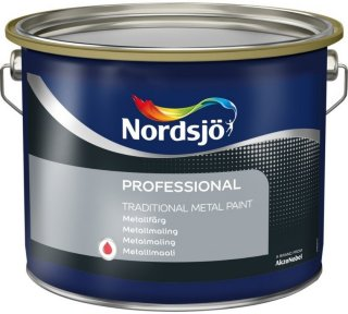 Professional Traditional Metal Paint (2,35 liter)