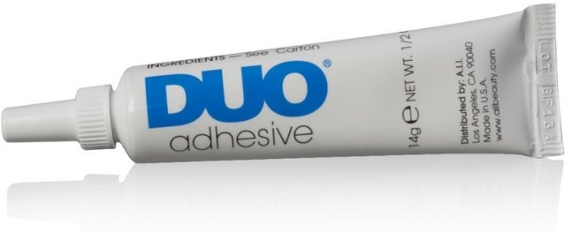 Duo Striplash Adhesive White/Clear 14g