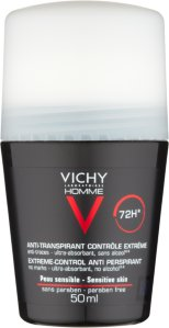 Vichy Homme Extreme Control Anti-Perspirant 72H 50ml