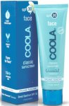 Coola Classic Face  Sunscreen Unscented SPF30 50ml