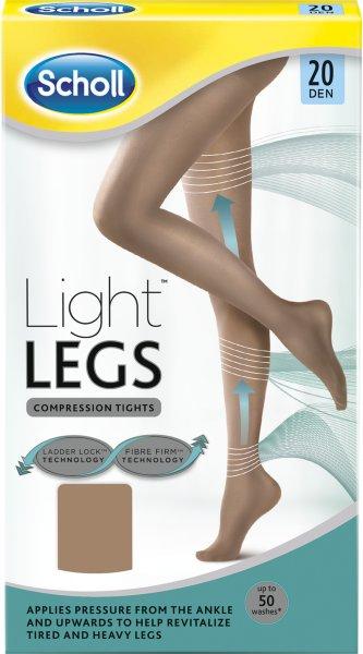Scholl Light Legs (20 den)