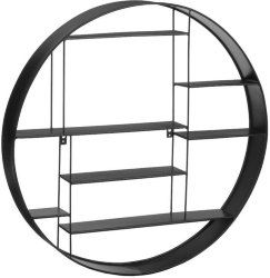 Bruka Design Labyrint hylle rund 80cm